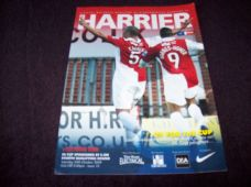 Kidderminster Harriers v Fleetwood Town, 2009/10 [FA]